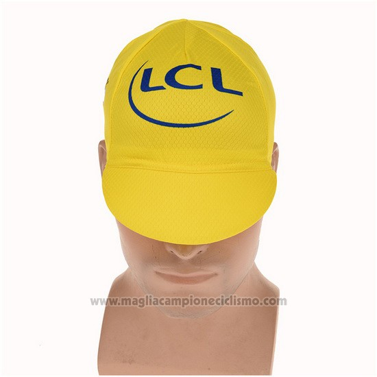 2015 Tour de France Cappello Giallo