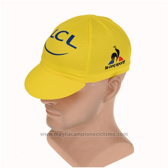 2015 Tour de France Cappello Giallo1