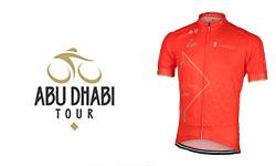 maglia Abu Dhabi Tour ciclismo