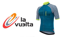 maglia Vuelta Espana ciclismo