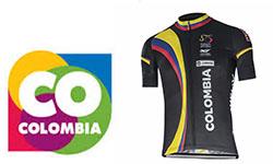 Maglia Nazionali Colombia Ciclismo 2018
