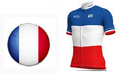 Maglia Nazionali Francia Ciclismo 2018
