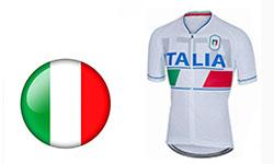 Maglia Nazionali Italia Ciclismo 2018