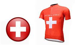 Maglia Nazionali Spagna Ciclismo 2018