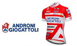 Maglia Androni Giocatto Ciclismo 2018