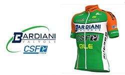 Maglia Bardiani Csf Ciclismo 2018