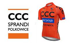 Maglia CCC Ciclismo 2018
