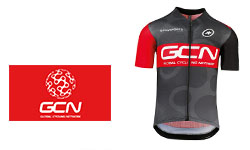 Maglia GCN Ciclismo 2018