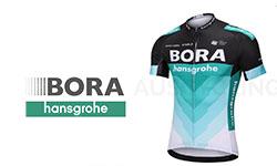 Maglia Bora Ciclismo 2018
