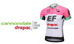 Maglia EF Education First-Drapac Ciclismo 2018