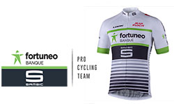 Maglia Fortuneo Samsic Ciclismo 2018