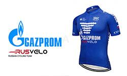 Maglia Gazprom Rusvelo Ciclismo 2018