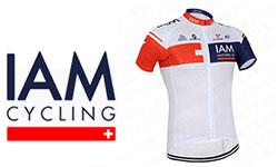 Maglia IAM Ciclismo 2018
