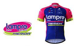 Maglia Lampre Merida Ciclismo 2018