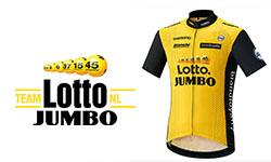 Maglia Lotto NL-Jumbo Ciclismo 2018