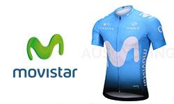 Maglia Movistar Ciclismo 2018