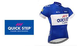 Maglia Quick Step Floors Ciclismo 2018