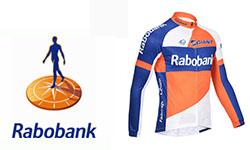 Maglia Squadra Rabobank Ciclismo 2018