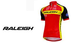 Maglia Squadra Raleigh Ciclismo 2018