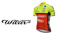 Maglia Squadra Wilier Triestina-Selle Italia Ciclismo 2018