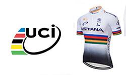 maglia UCI Astana ciclismo