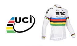 maglia UCI BMC ciclismo