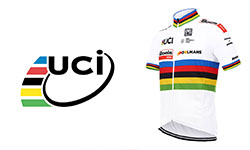 maglia UCI Boels Dolmans ciclismo