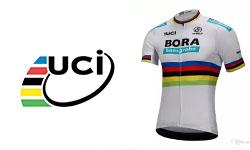 maglia UCI Bora ciclismo