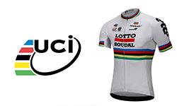maglia UCI Lotto Soudal ciclismo